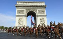 French National Holiday «Bastille Day»